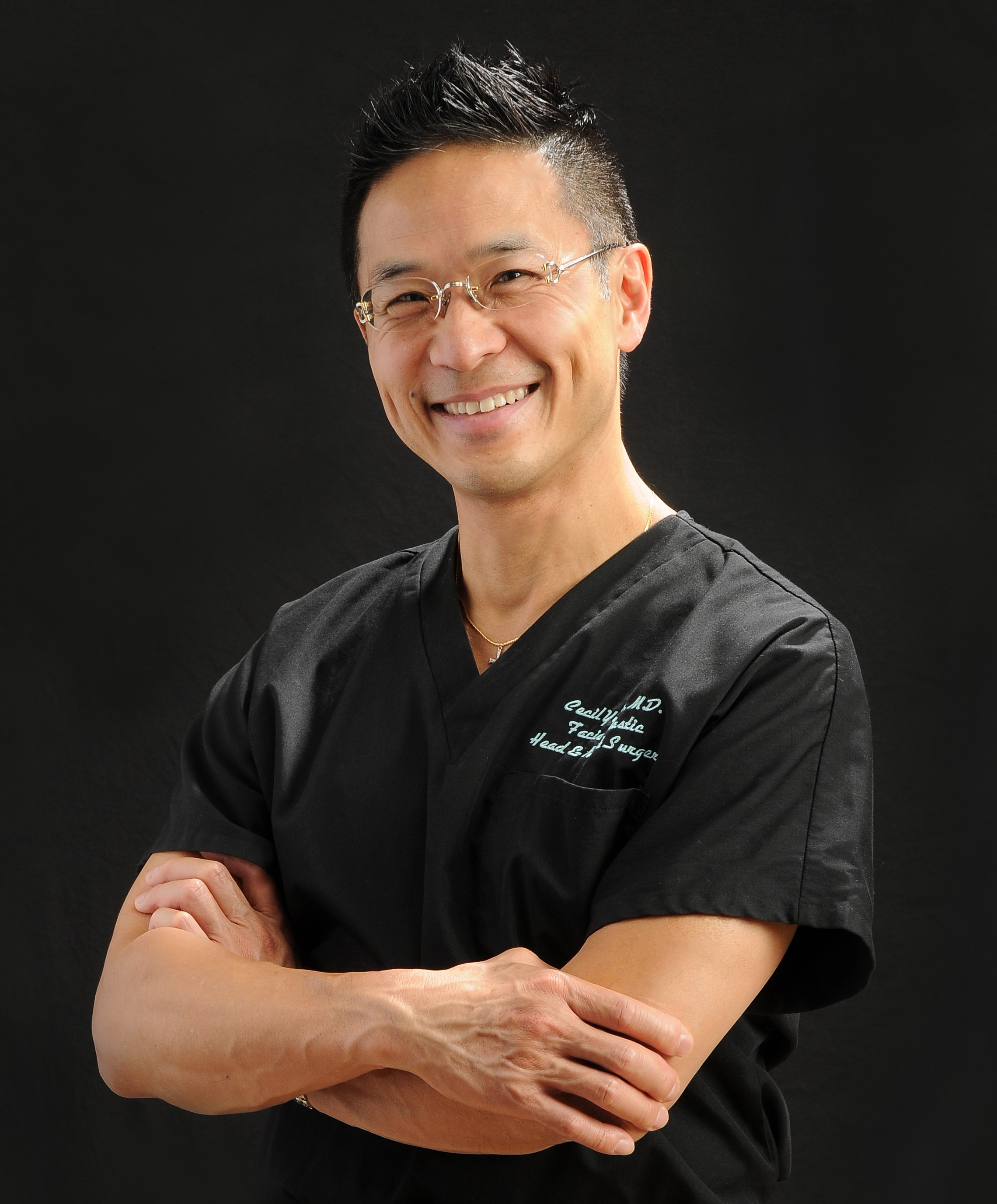 Dr. Cecil Yeung top Houston ENT